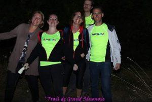 Trail Du Grand Sénonais - 130km - Récit d'Romu