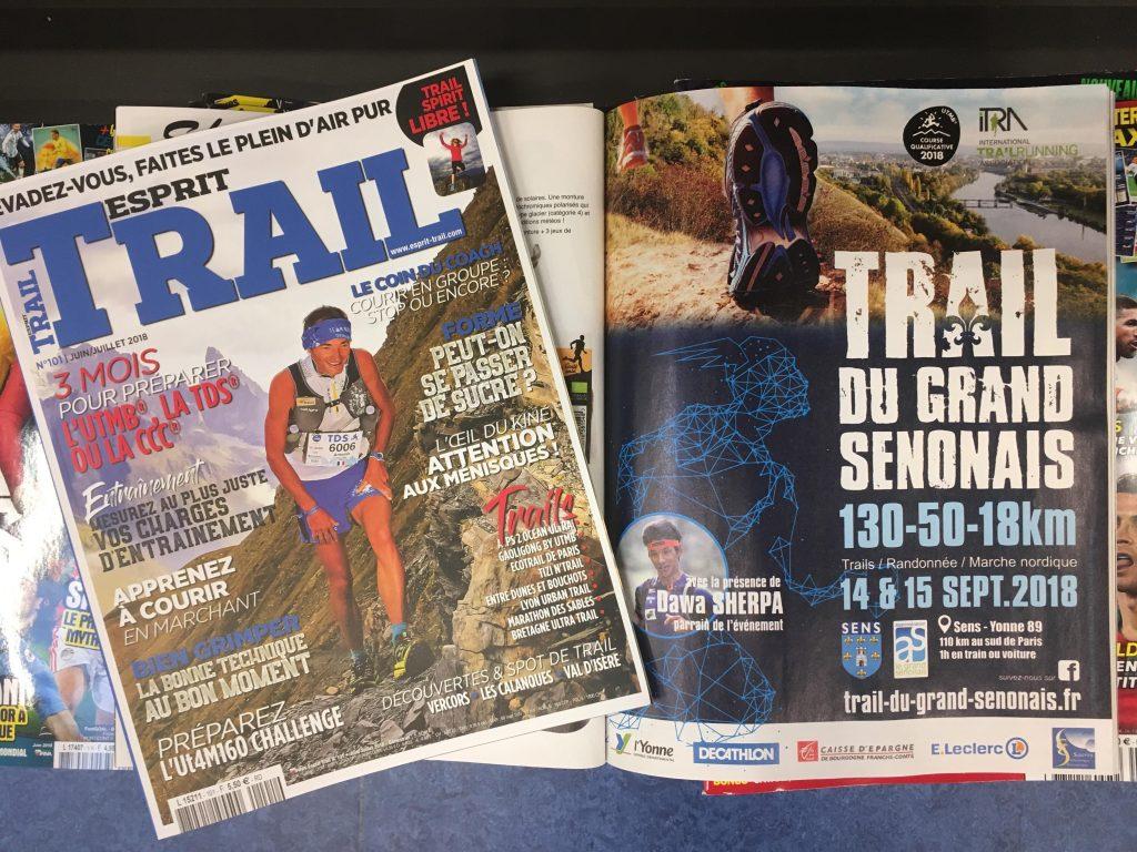 Esprit Trail #101