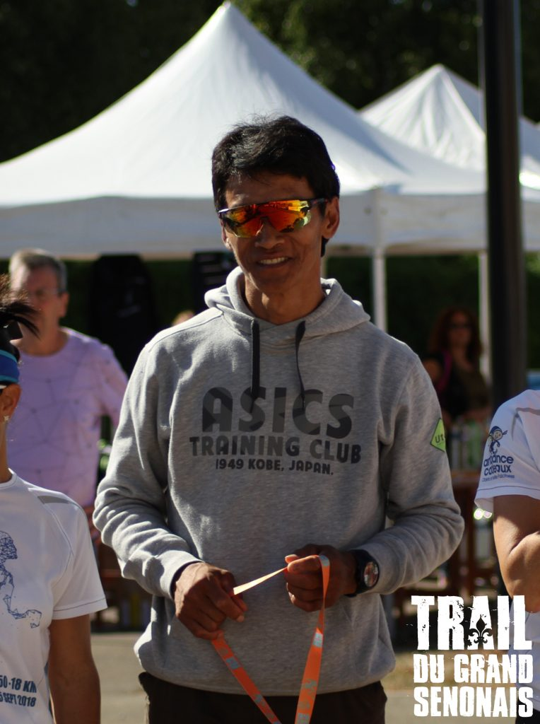 Trail Du Grand Sénonais 2019