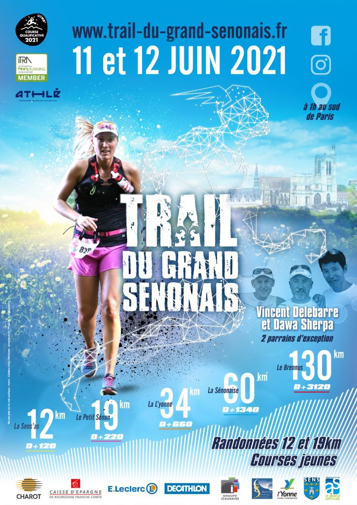 Trail du Grand Sénonais 2021