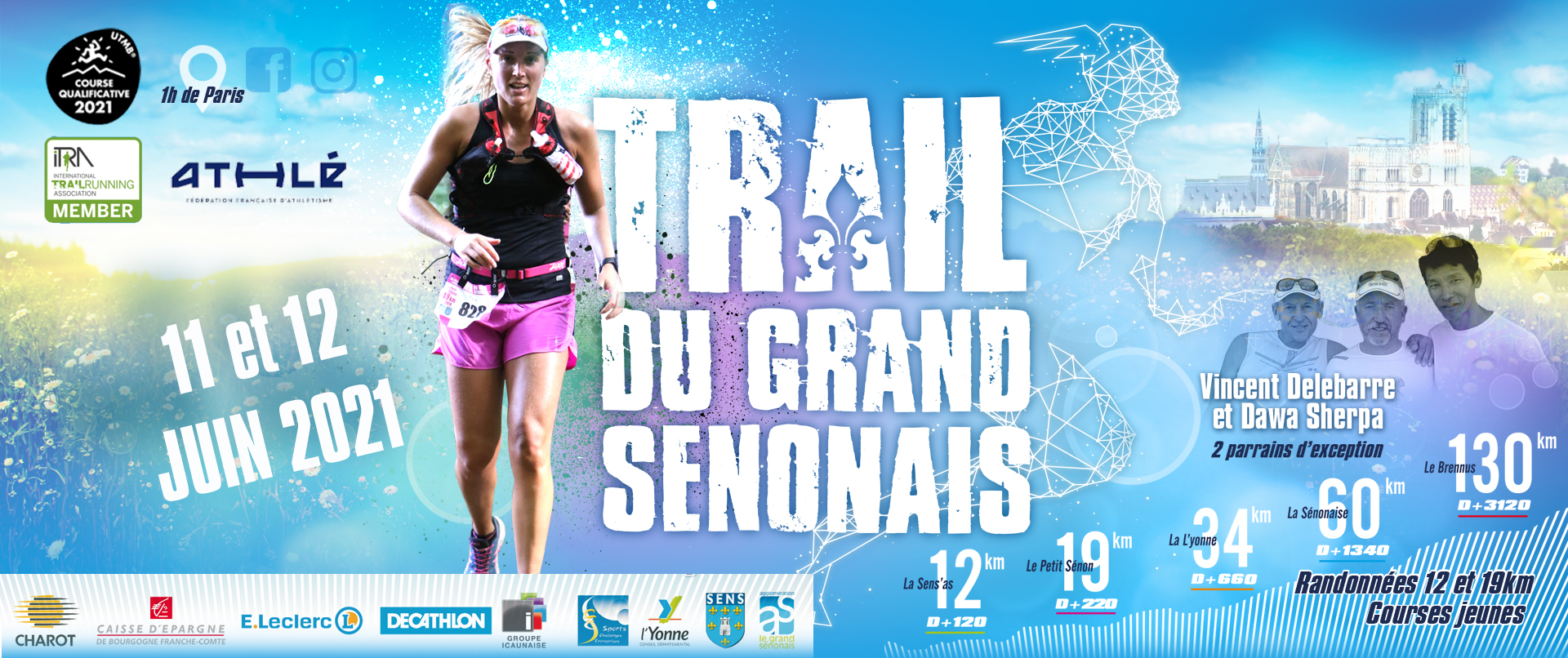 Trail du Grand Sénonais 21